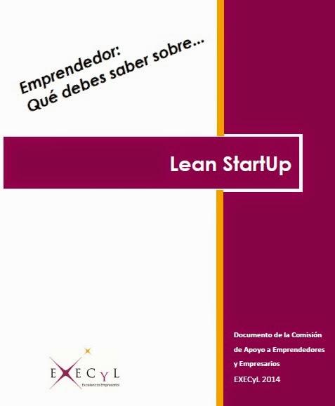 Manual sobre Lean Startup para emprendedores