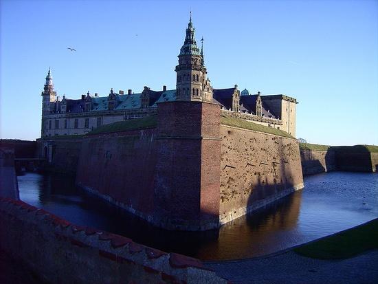 Kronborg Slot (Denmark).