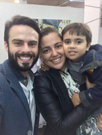 Raphael Montagner, Pedro e Mariza Farias