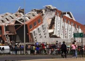Gempa Chile Tewaskan Lima Orang