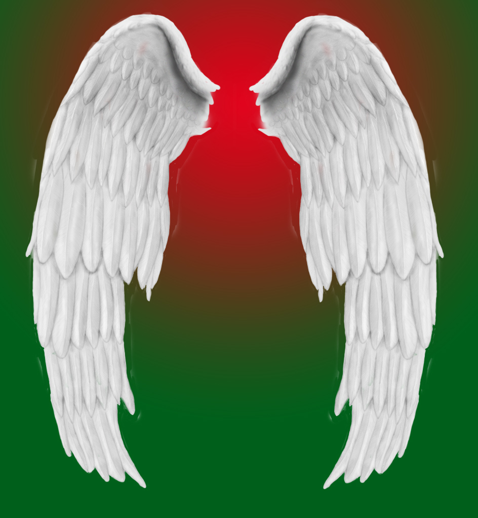 angel wings psd - photo #11