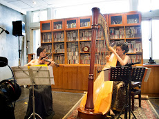 豎琴與小提琴的絕美饗宴