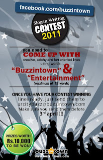 Buzzintown Launches Facebook Contest