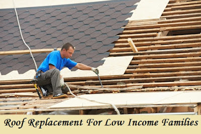 Roof Replacement For Low Income Families
