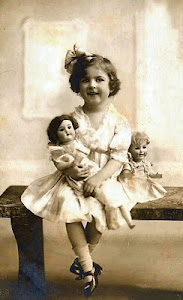 Love old Dolls