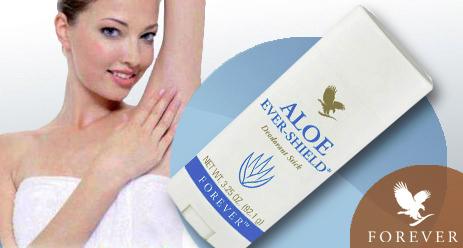dezodorant aloesowy forever