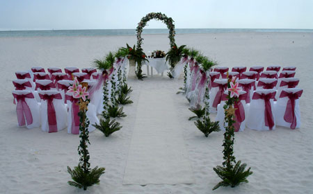 Beach Wedding Decorations Cheap