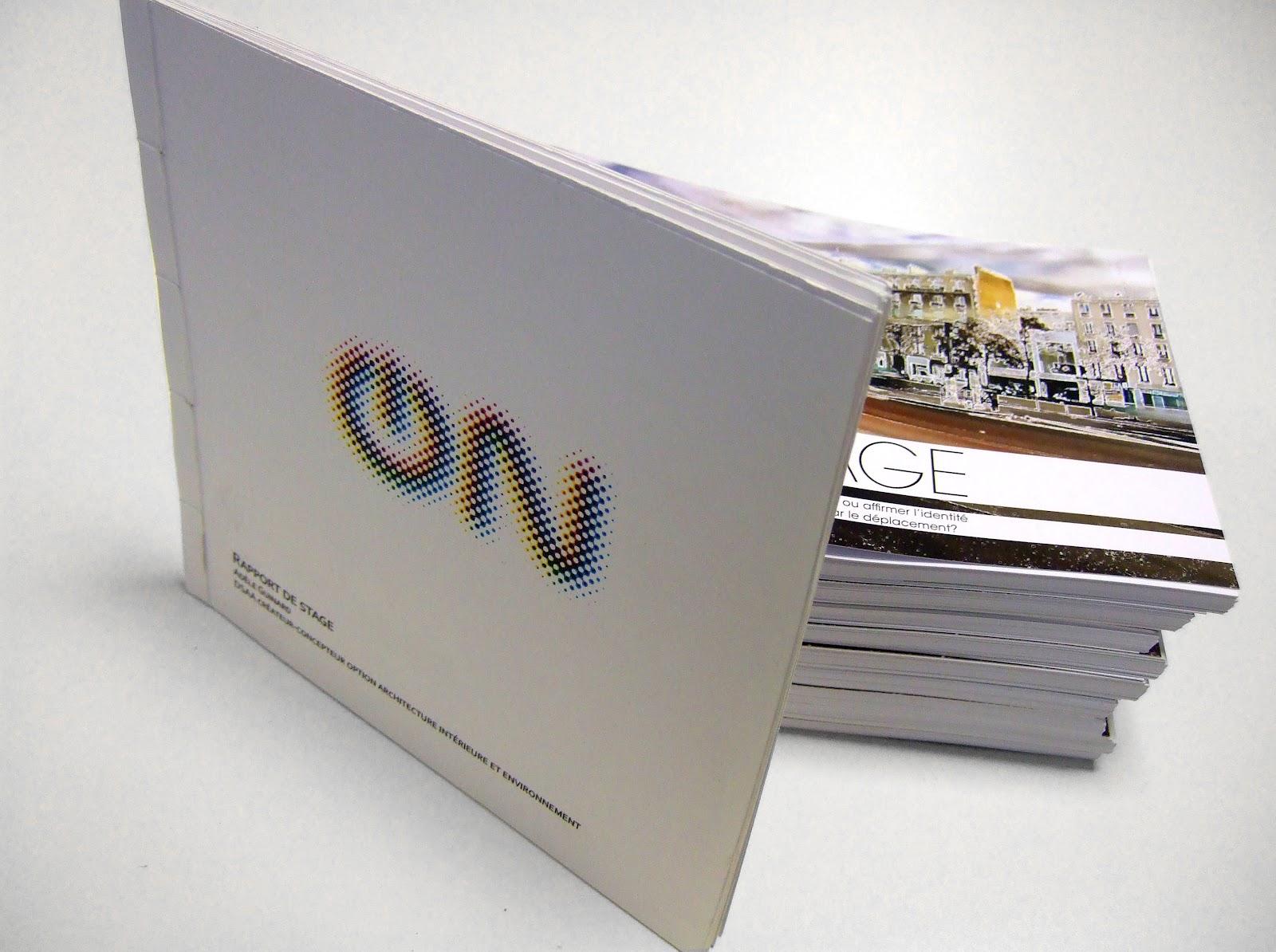 rapport de stage r u00e9alis u00e9 chez l u0026 39  agence de conception