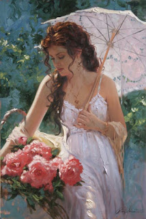 Sunshine and lace, Richard S. Johnson