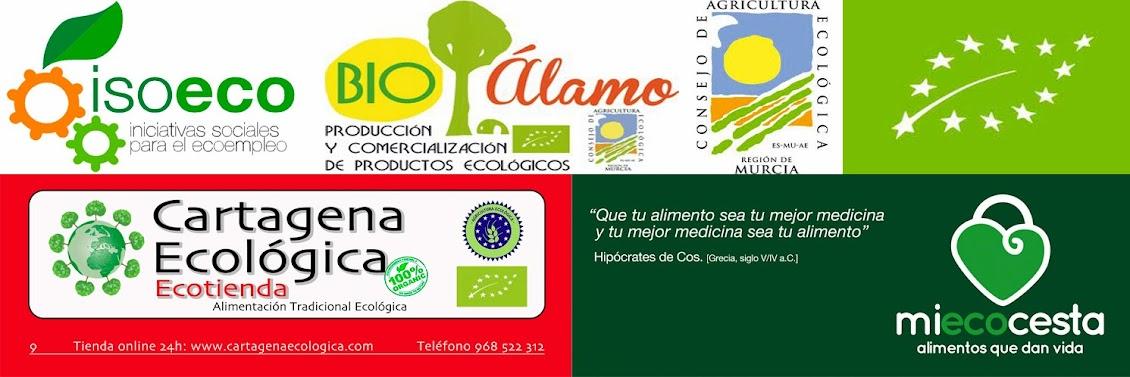 ISOECO, venta de productos ecológicos en Cartagena  y Murcia