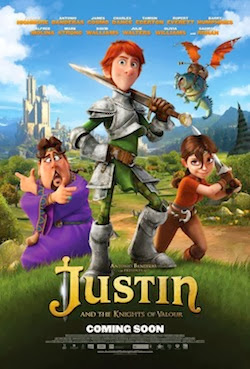 Watch Justin and the Knights of Valour (2013)