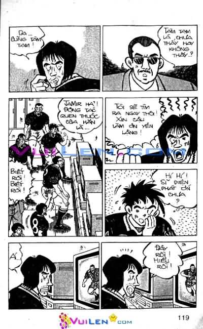 Jindodinho - Đường Dẫn Đến Khung Thành III Tập 58 page 119 Congtruyen24h