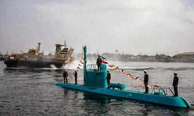 Kapal selam ringan Iran