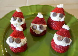 Strawberry+Santa+Cannoli+2 Weight Loss Recipes Eggfaces 10 Tips for Surviving the Holidays Post Weight Loss Surgery
