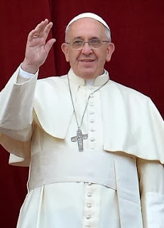 Pope Francis is named Esquire's Best Dressed Man of 2013