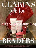 EXCLUSIVE CLARINS GWP FOR LOLA'S SECRET BEAUTY BLOG READERS