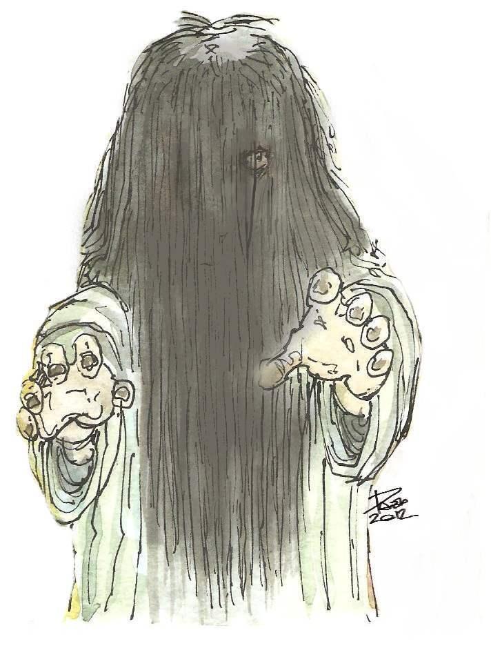 Ilustraciones Y Fantasias Junio 2012