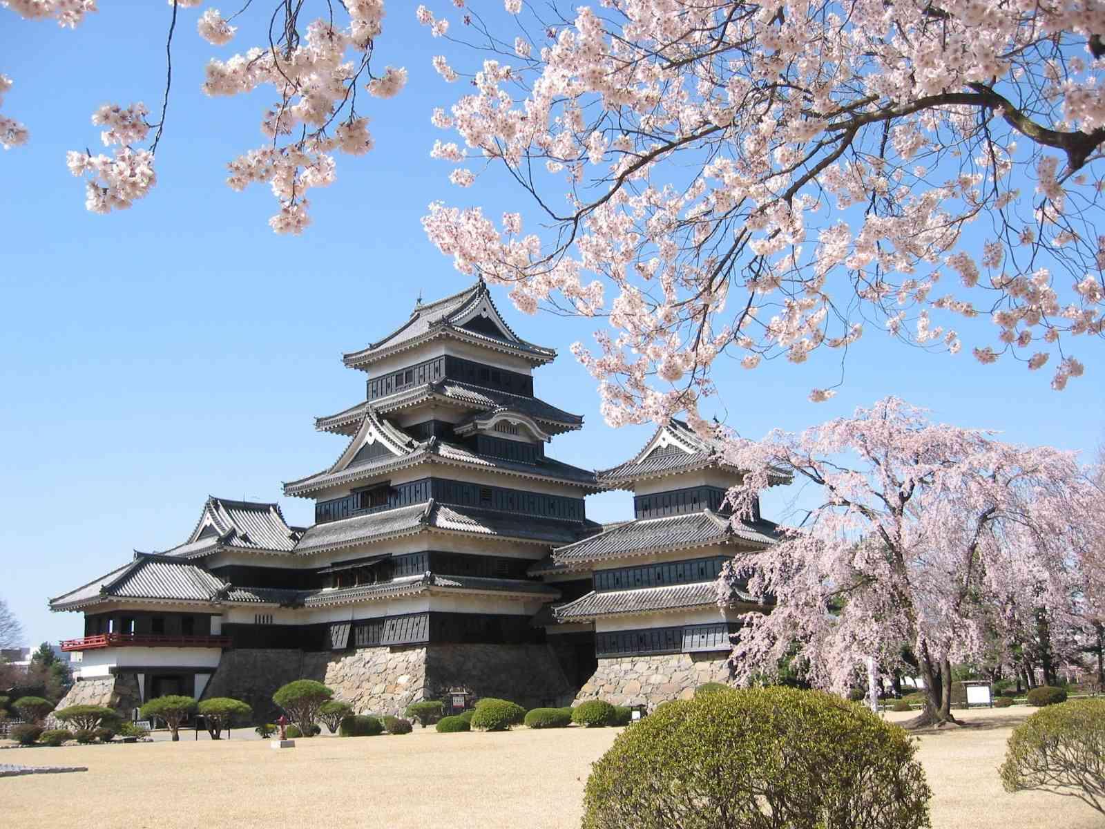 Tourism: Matsumoto Castle