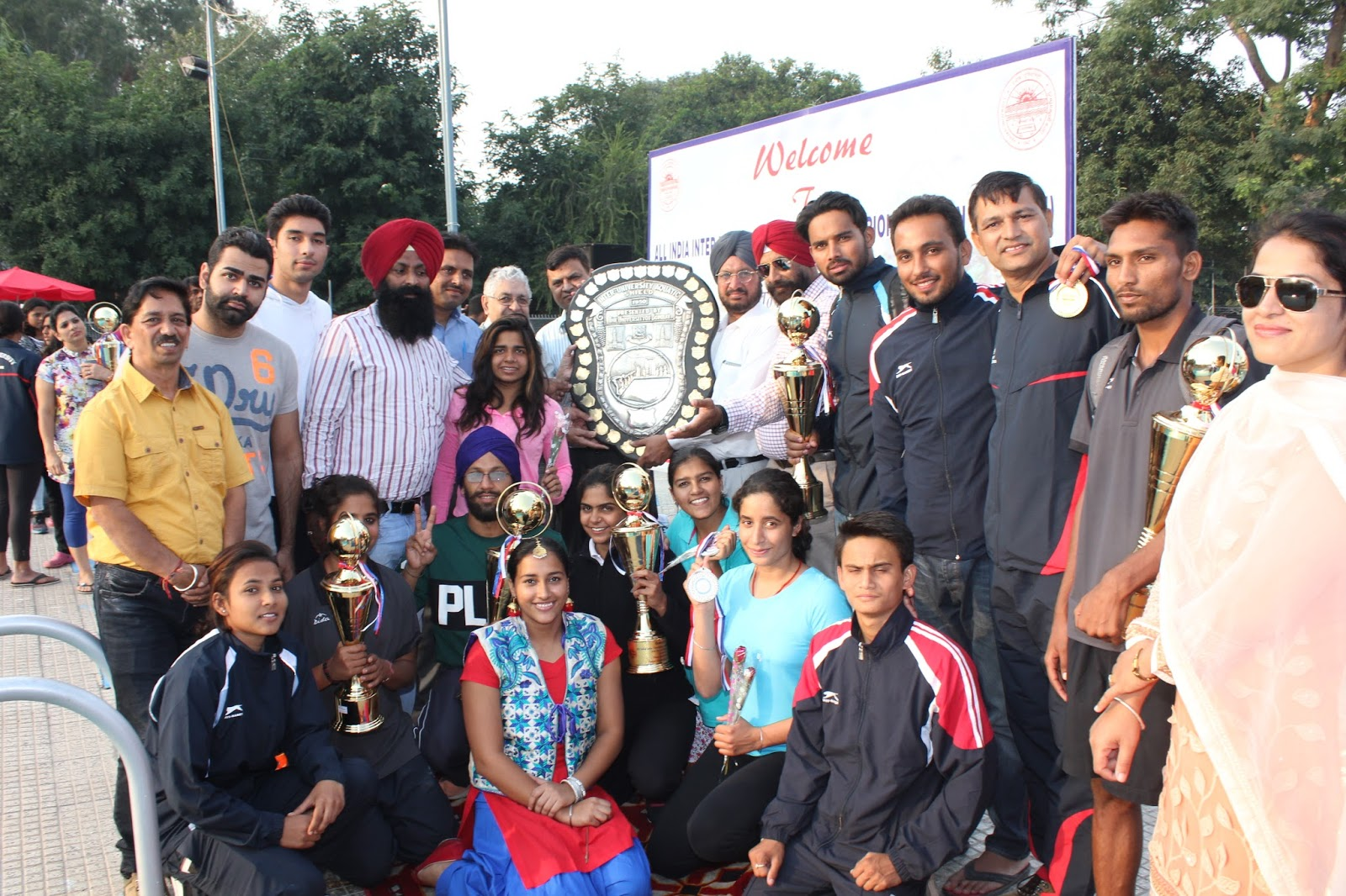 Image result for Jain University claim overall trophy, Jain University, Bengaluru emerged