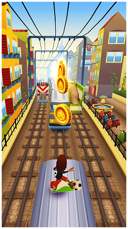 Subway Surfers 1.22 mod