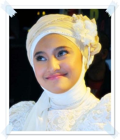 Kerudung artis] model jilbab marshanda lengkap
