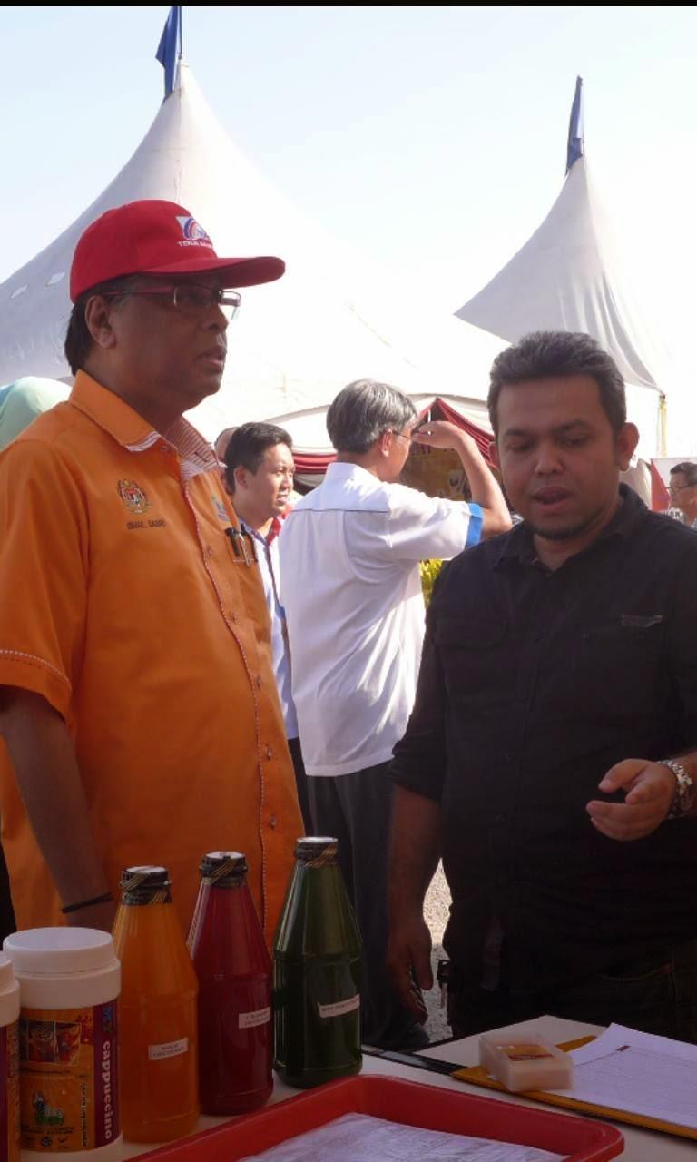 YB Dato' Sri Ismail Sabri Bin Yaakob
