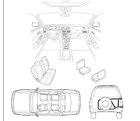 Nissan Frontier D22 2004 Repair Manual