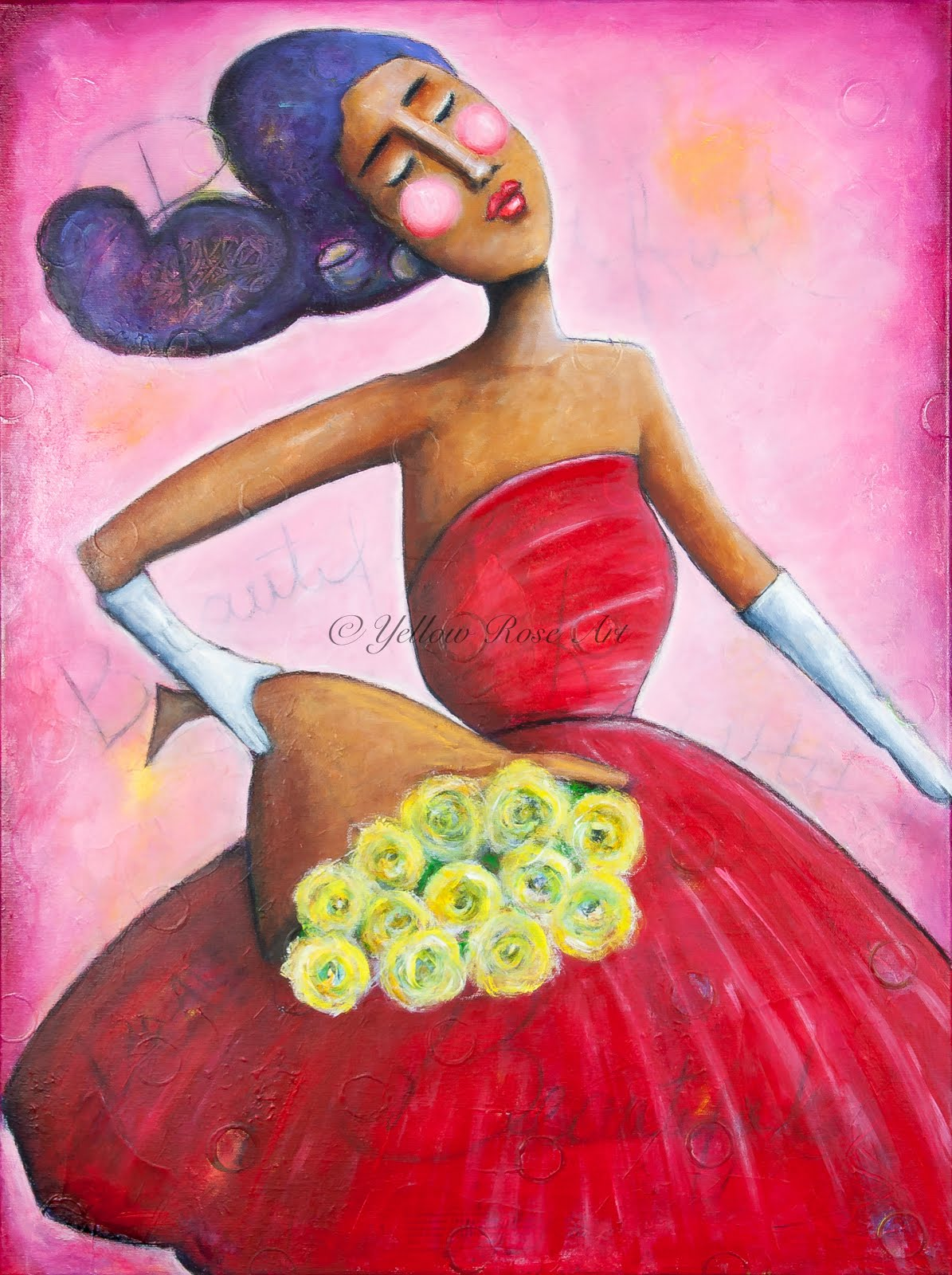 I hope that my art brings you joy!