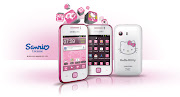 Samsung GALAXY Y Hello Kitty Limited Edition. TADAAA!