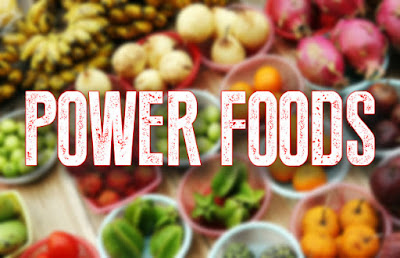 Power Foods get White Skin