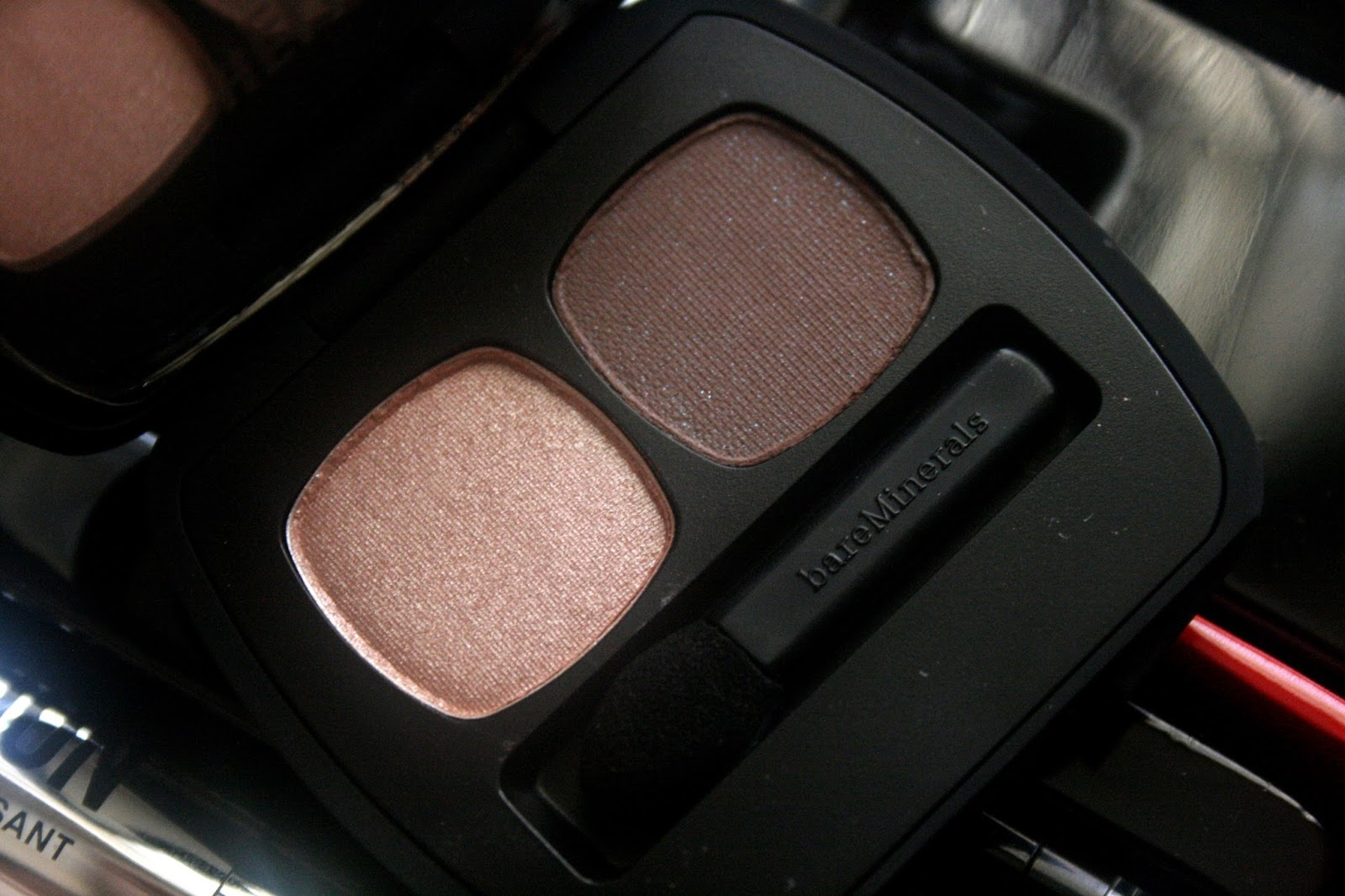 bare Minerlas main attraction 7-piece face collectionREADY® Eyeshadow 2.0 The Curtain Call in Matinee and Opening Night
