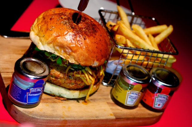 Burgers Festival at Flying Elephant, Park Hyatt