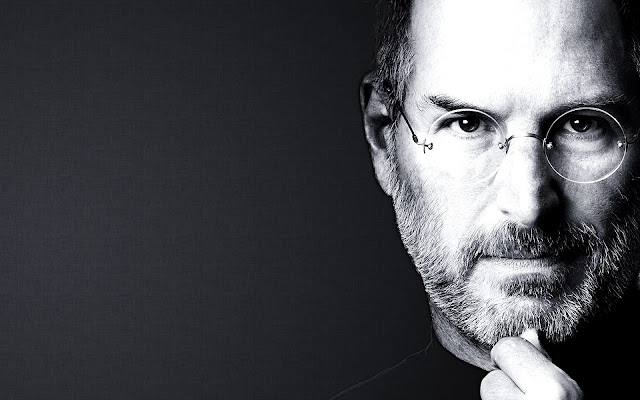 As Steve Jobs Once Said, 'People With Passion Can Change The World'