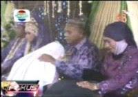 Pernikahan 4 Pasang Pengantin Dalam Satu Pelaminan