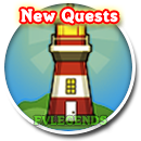 Welcome Back to Lighthouse Cove Quests Icon