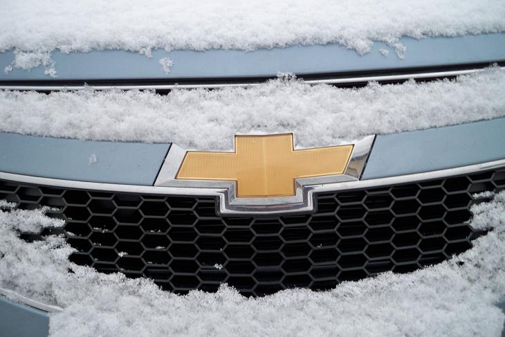 Small Chevy Cars Can Handle Winter