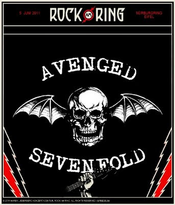 Filme Poster  Avenged Sevenfold – Live at Rock am Ring DVDRip WMV + RMVB