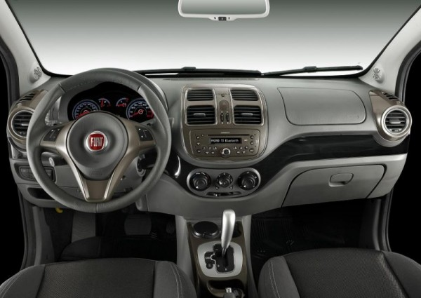 Fiat Grand Siena Interior
