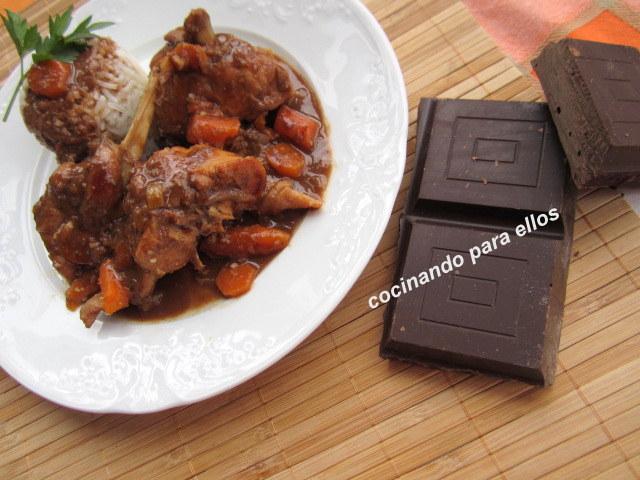 Cocinando para ellos conejo al chocolate - Cocinando para ellos ...