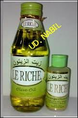 Minyak Zaitun Le Riche