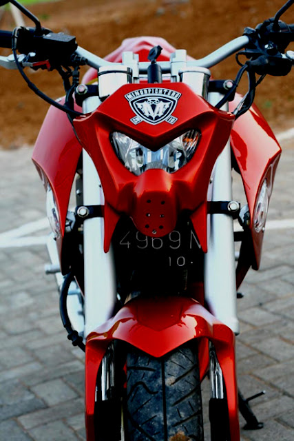 Modifikasi-honda-tiger-revo