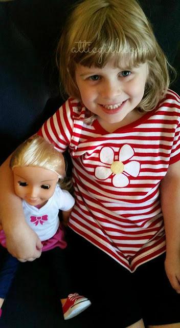 "My Friend Cayla 18"" doll, Genesis Toys"