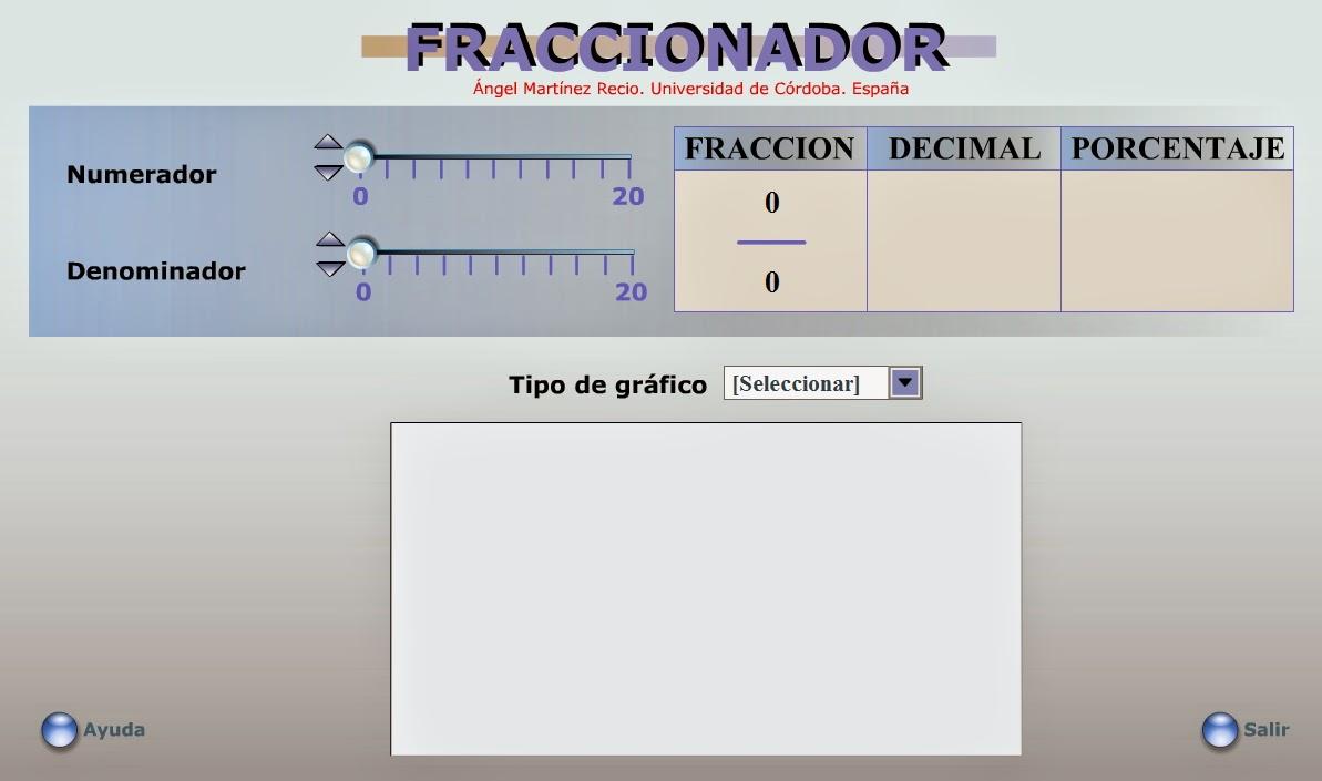 http://www.uco.es/~ma1marea/Recursos/Fraccionador.swf
