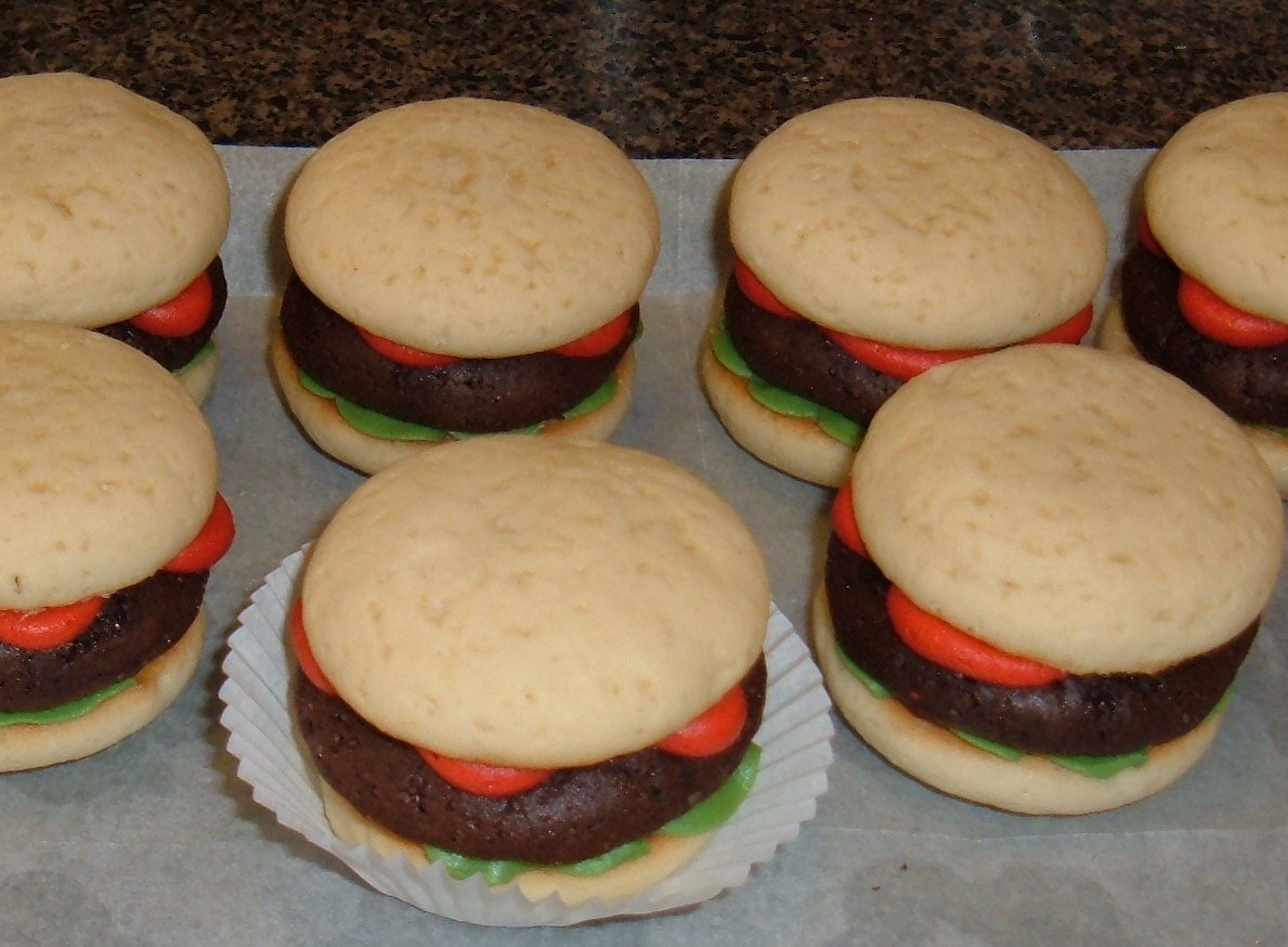 Dvora's Cookie Creations: Ridiculous Hot Dog Cookies for ...