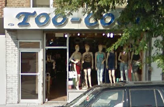 Too-Cool Clothing Store