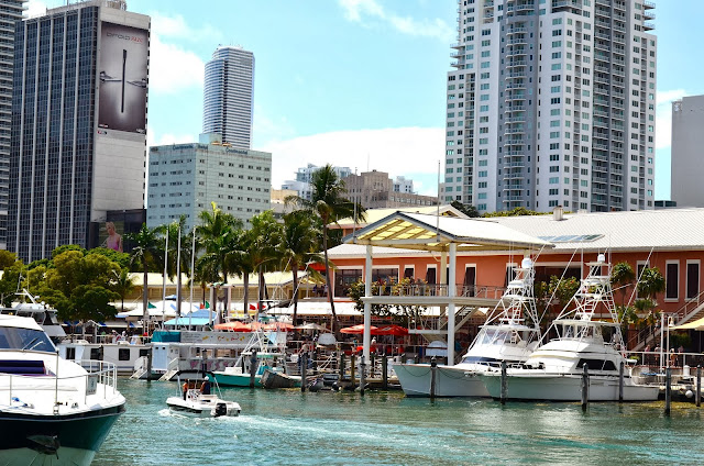 Excursiones en barco en Miami
