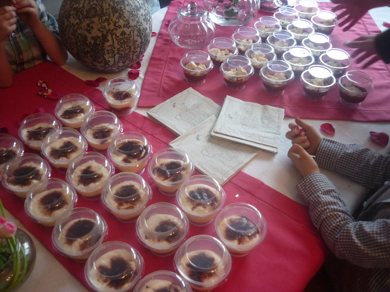 Les recettes de pauline mousse au chocolat de pierre herm for Mousse au chocolat pierre herme
