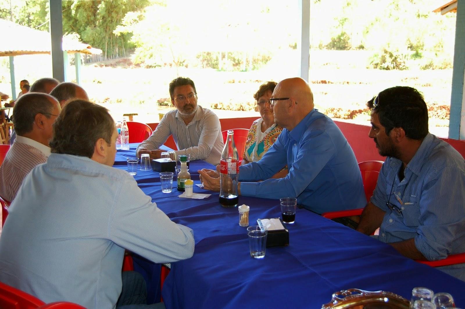 Deputado Romanelli trata da eleição da Amunop e Cisnop