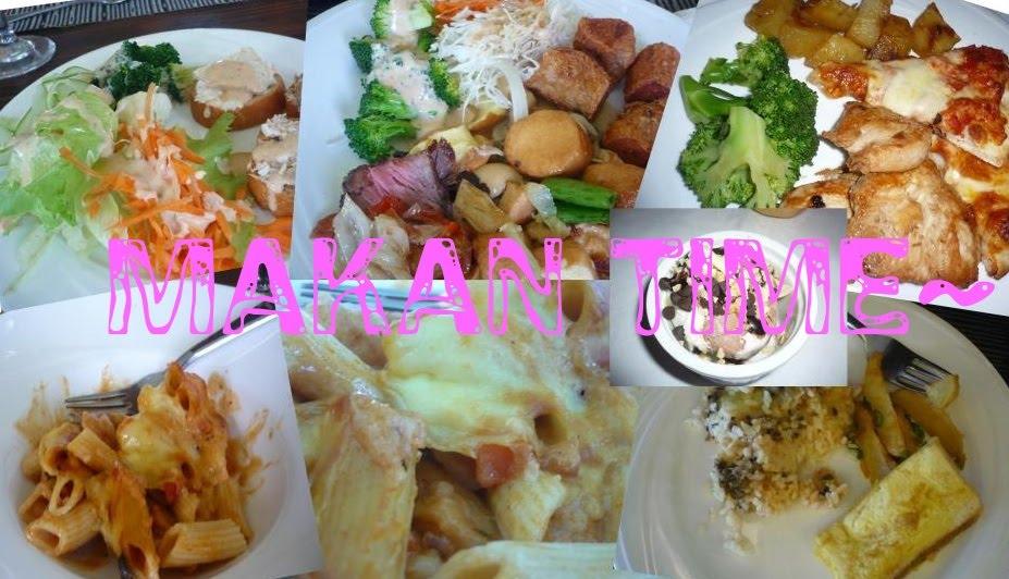makan time~