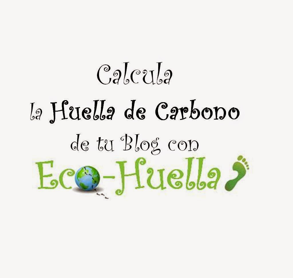 Calculadora CO2 para blogs